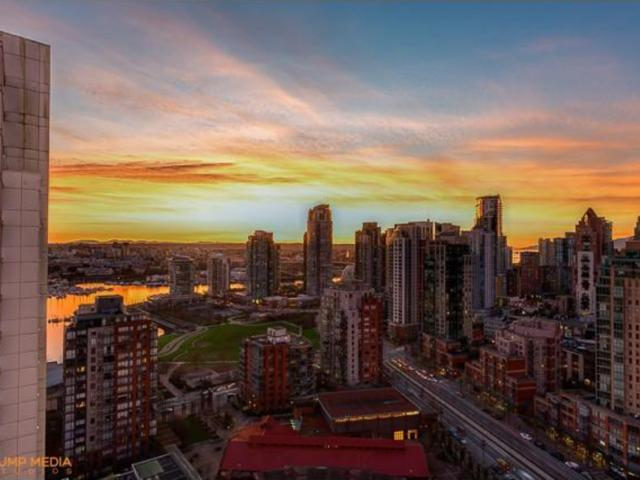 3107 - 1199 Marinaside Crescent, Yaletown, Vancouver West 3