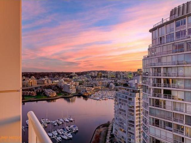 3107 - 1199 Marinaside Crescent, Yaletown, Vancouver West 2